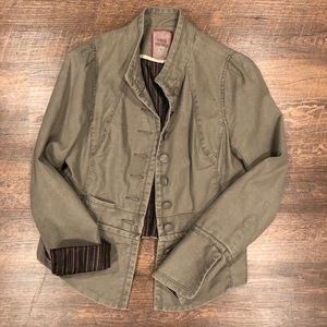 FREE PEOPLE, Charmed Cotton Jacket